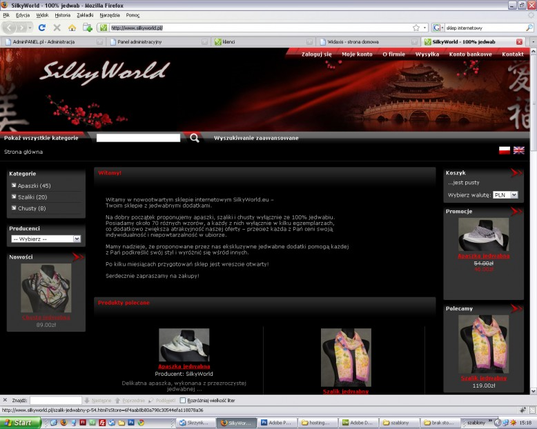 www.silkyworld.pl